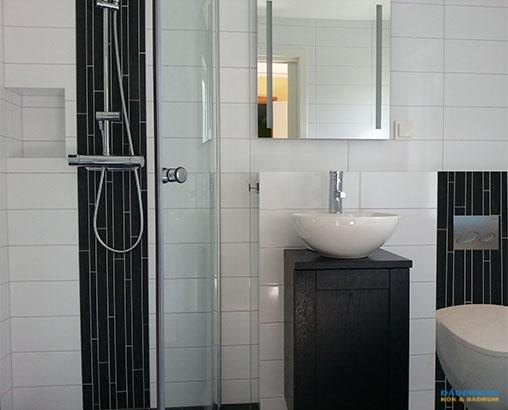 Badrumsrenovering i Enskede