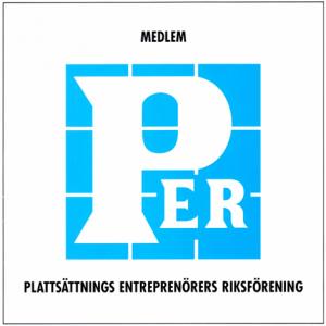 Medlem och auktoriserat PER-företag