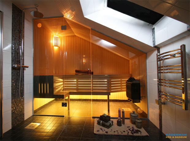 Renovering av ett badrum i Stockholm