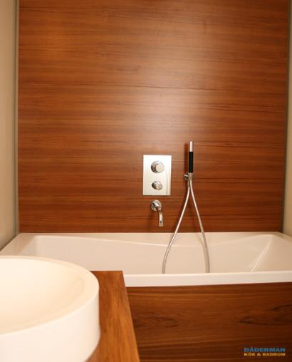Ett vackert badrum i Södertälje