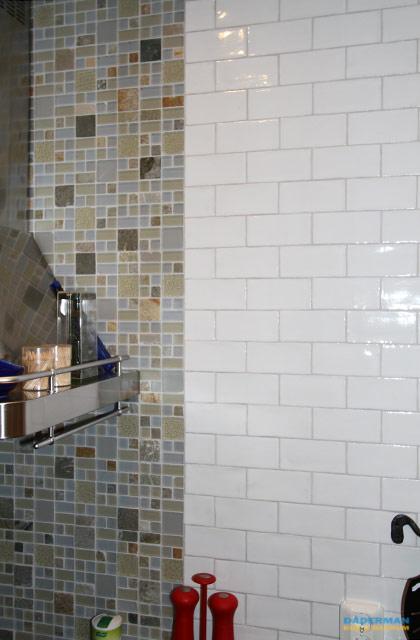 Kök med integrerade vitvaror