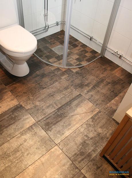 Kombinerat badrum och tvättstuga