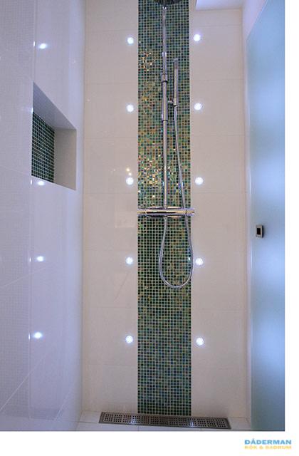 Lyxigt badrum med spakänsla